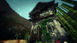 Minecraft Medieval Capitalhouse by Erevayn Minecraft Project