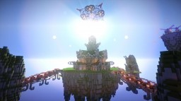 Temple of the skies Minecraft Map & Project