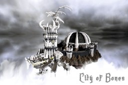 City Of bones Minecraft Map & Project