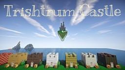 Trishtrum Castle Minecraft Texture Pack