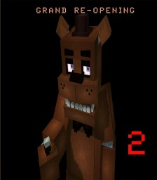 [1.7.10] [Over 15,000 Downloads!!!] Five Nights at Freddy's 1 & 2 Mod v1.5.1 | Coders for Hire