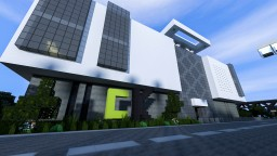 Ck - Office building | Visual Architec Minecraft Map & Project