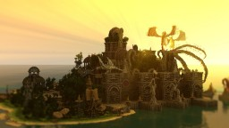 Galos Citadel Minecraft Project