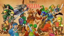 The Legend of Zelda(craft): Heroes of Hylia Minecraft Project