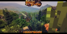 Hobbinsdale A Hand Built Minecraft Terrain - ImperiumMC Minecraft Map & Project