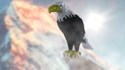 Spotlight Build: Organic Eagle by Headshotwar Minecraft
