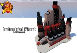 Soviet Industrial Plant (Red Alert 2) Minecraft Project