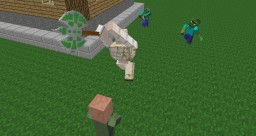 Super Craft Bros Inspired 1.7.9 weapons and lots of blocks INVASION UPDATE