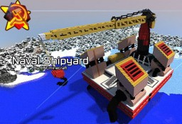 Soviet Naval Shipyard (Red Alert 2)