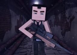 Sniper Art Minecraft Blog Post
