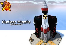 Soviet Nuclear Missile Silo (Red Alert 2) Minecraft Map & Project