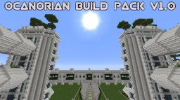 Ocanorian Build Pack V1.0 Minecraft Map & Project