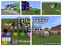 The Test Tube [Discontinued] Minecraft Project