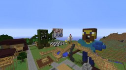 Play Land Minecraft Map & Project