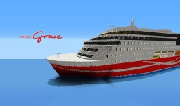 M/S Viking Grace Minecraft Map & Project