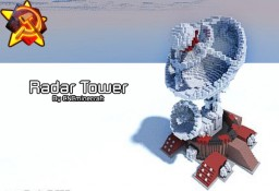 Soviet Radar Tower (Red Alert 2)