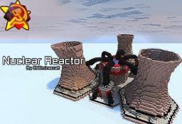 Soviet Nuclear Reactor (Red Alert 2) Minecraft