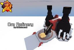 Soviet Ore Refinery (Red Alert 2) Minecraft