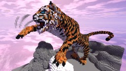 Tiger - meow Minecraft Map & Project