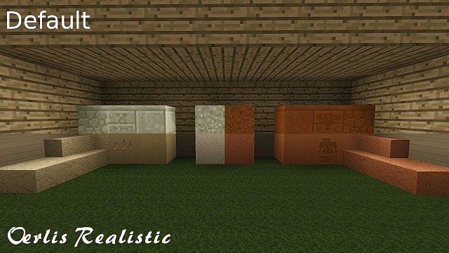 sands8298958 [1.9.4/1.8.9] [128x] Oerlis Realistic Photo Pro Texture Pack Download