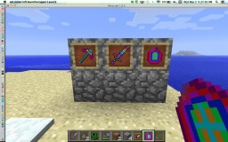 The Rainbows and Gems and more mod Minecraft