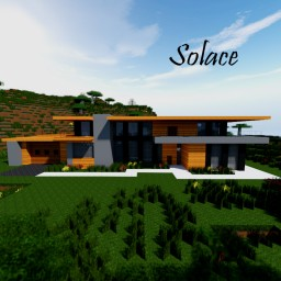 Solace- Savannah Modern Minecraft