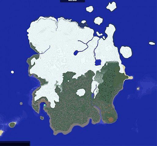 Solstheim Minecraft Project