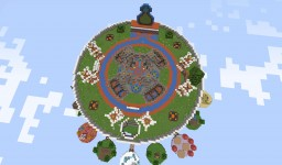 SkyPvP Map Minecraft Project