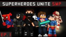 "★Superheroes Unite★  ""The Crash""  SMP [1] Minecraft Map & Project"