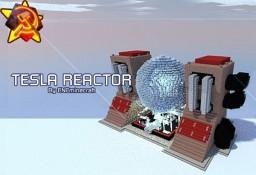 Soviet Tesla Reactor (Red Alert 2) Minecraft