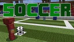 Soccer in Vanilla! Minecraft Map & Project