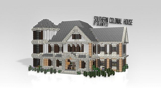 Southern Colonial Style