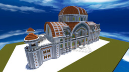 Mansion Mission Minecraft Map & Project
