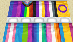 Pride Beds Minecraft Texture Pack