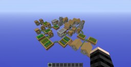 1.8 skyblock Minecraft Map & Project