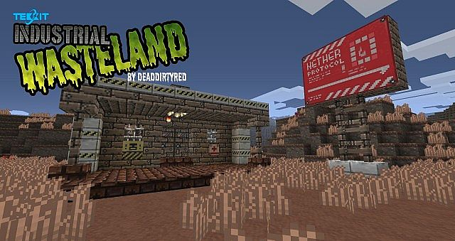 2014 11 09 1428598330274 [1.9.4/1.8.9] [16x] Industrial Wasteland for Tekkit Texture Pack Download