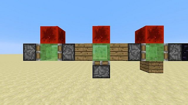 2 way flying machines no replacing blocks minecraft project 1 wide 2 way flying machine ccuart Choice Image
