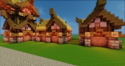 ccl's Building/Tutorial pack. Learn how to build in medival style! Minecraft Map & Project