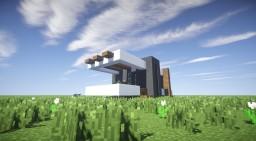 Mini Mondays: Modern Home Minecraft Map & Project