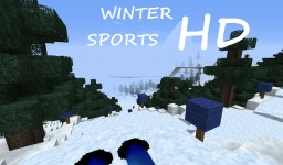Winter Sports - Ski version Minecraft Texture Pack