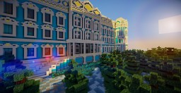 Catherine Palace Minecraft Map & Project