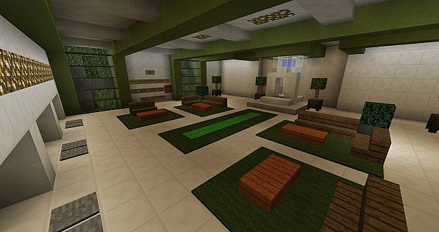 The new lounge