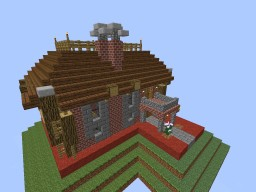 An House Minecraft Project