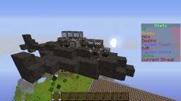 Hindsight-Class Raider Minecraft Map & Project