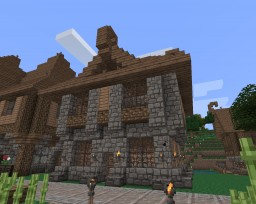 Medieval House 3 Minecraft