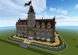 Renaissance Town Hall [DOWNLOAD] Minecraft
