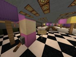 Freddy Fazbear's Pizzeria (FNAF2) Minecraft Map & Project