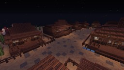 Western Town Minecraft Project