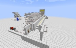 Redstone Speedometer Minecraft Project