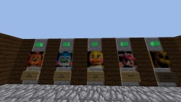Five Nights At Freddy's 2 Minecraft Horror Map Minecraft Map & Project